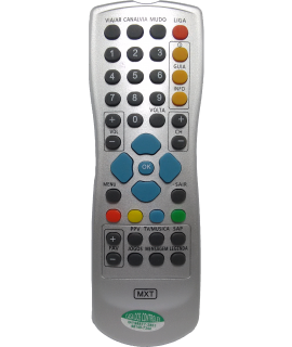 Controle p/ ClaroTV - Via Embratel