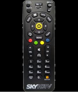 Controle SKY HDTV
