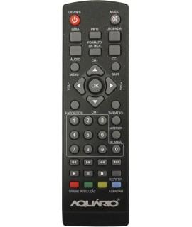 CONTROLE ORIGINAL AQUARIO DTV5000 CONVERSOR DIGITAL