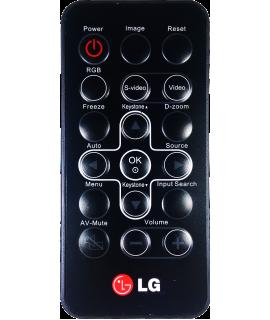 Controle para Projetor LG
